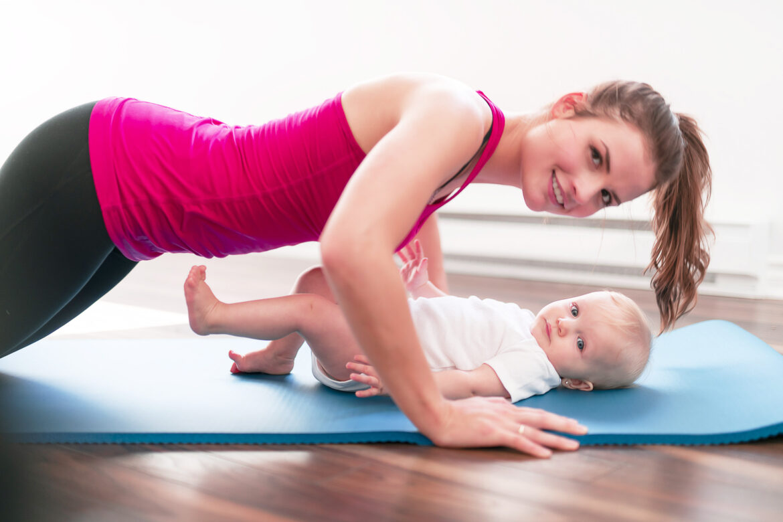 Baby-Fitness